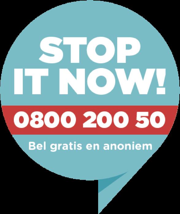 Bel gratis en anoniem: 0800-266 64 36